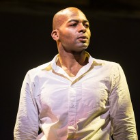 Brandon Victor Dixon (Haywood Patterson). Photo by Johan Persson