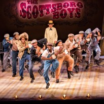 The Scottsboro Boys Company. Photo by Johan Persson
